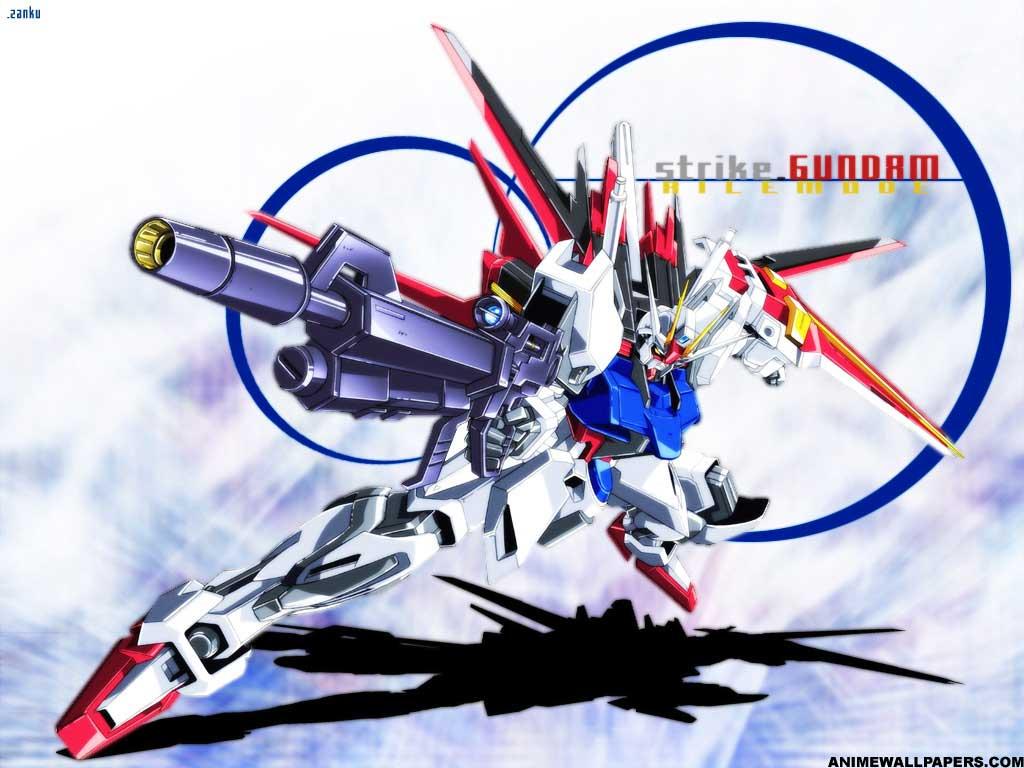 Gundam strike
