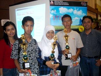 Blogfest Winner